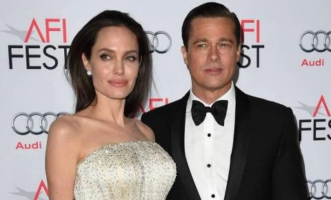 """Brad Pitt entra com novo processo contra Angelina Jolie: """"Vingativa"""""""