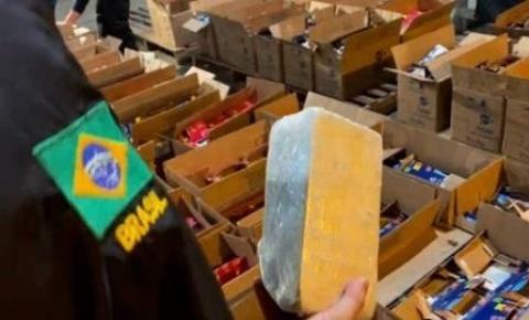Polícia diz que traficantes internacionais usam favelas do Rio para armazenar drogas