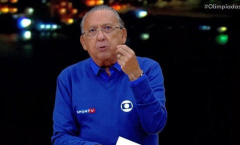 Em suposto áudio vazado, Galvão Bueno chama Neymar de 'idiota'