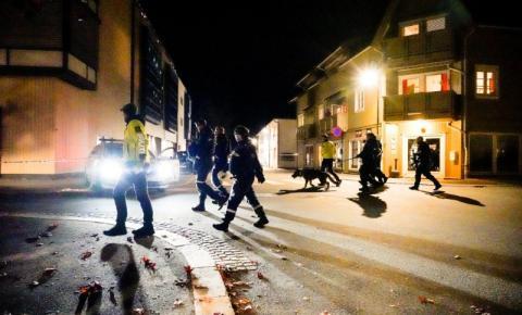Homem mata várias pessoas na Noruega em ataques com arco e flecha