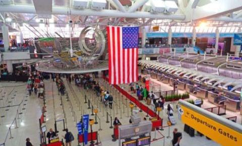EUA vão reabrir a fronteira para turistas vacinados a partir de 8/11.