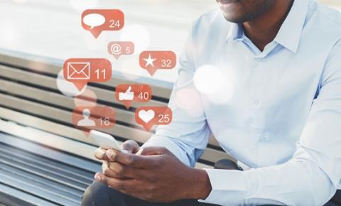 Redes sociais: quais assuntos podem ser abordados?