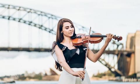 Violinista de Osasco construiu carreira na Austrália e tocou com grandes nomes da música mundial