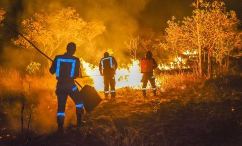 Amapá vai intensificar combate a incêndios florestais durante a estiagem.