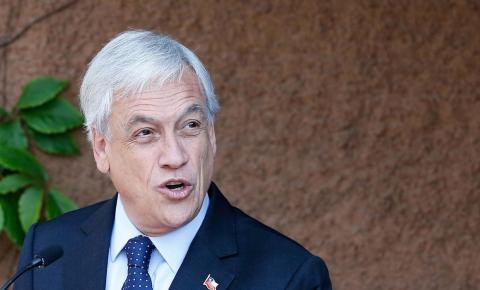 Presidente do Chile anuncia recursos adicionais para combater covid-19