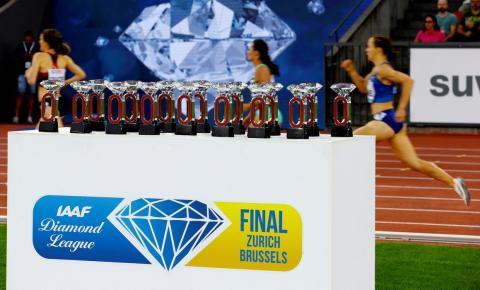 Atletismo: Etapa de Doha da Diamond League é remarcada