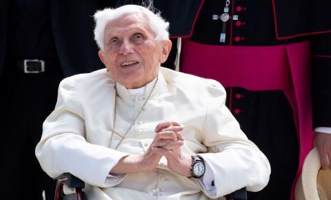 Vaticano: condição de Bento XVI