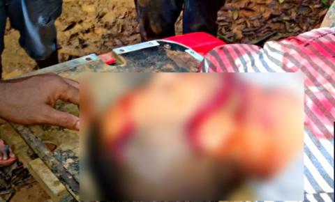Brasileiro é assassinado no garimpo Benzdorp no Suriname.