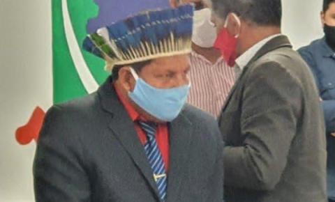 Câmara de Oiapoque torna extinto o mandato do vice-prefeito.