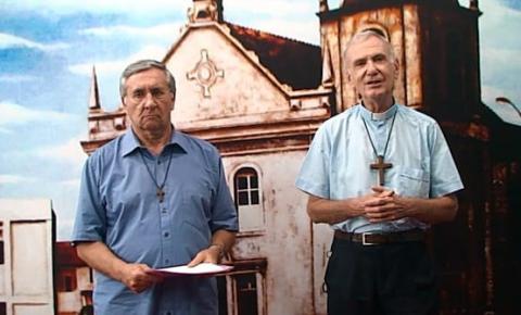 Missa campal no estádio Zerão e cinco carreatas pela cidade substituem a procissão do dia 11 de outubro.
