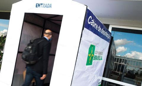 Covid-19: Brasil tem 97.256 óbitos e 2,02 milhões de recuperados